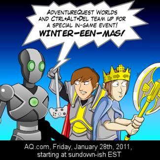 AdventureQuest Worlds: It's Comical | Brutal Gamer