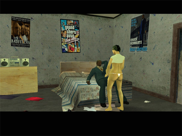 San Andreas Sex Mission 55