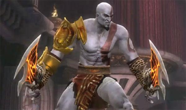 kratos mortal kombat | Brutal Gamer