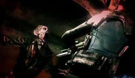resident evil code veronica trailer español