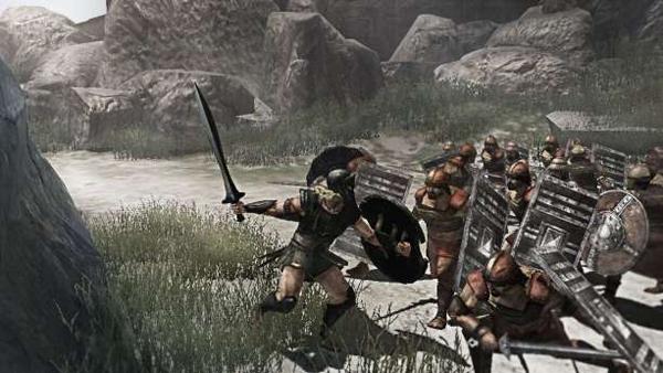achilles games greek warriors in troy