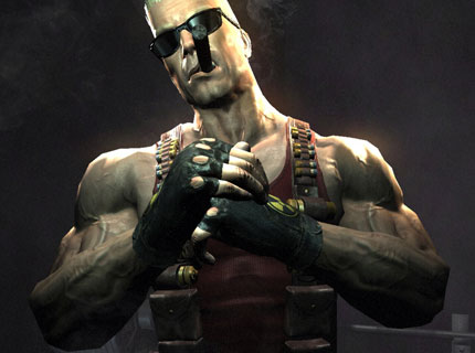 The Duke Nukem movie seems to be moving ahead, and John Cena might star