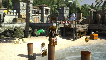 LEGO Pirates of the Caribbean (PS3) Review | Brutal Gamer
