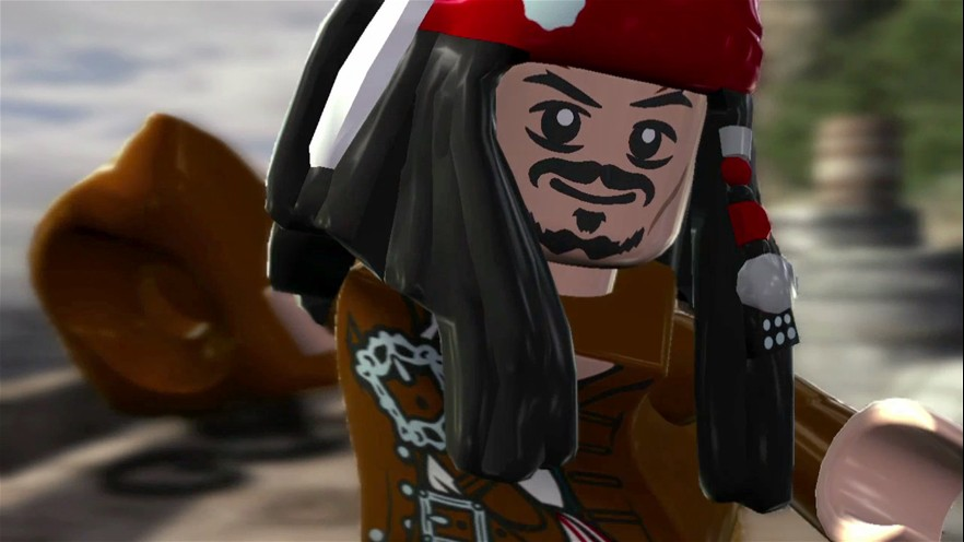 Lego Pirates Of The Caribbean Ps3 Review Brutal Gamer