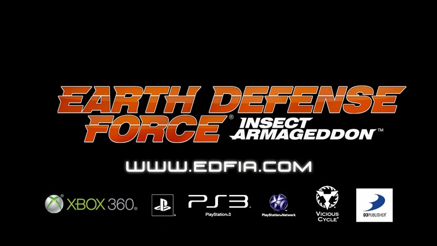 earth defence force insect armageddon ps3 review