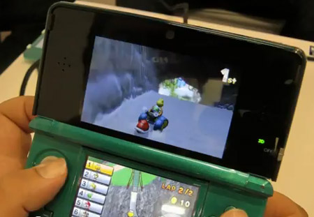 mario kart 7 offscreen gameplay footage from gamescom brutal gamer. Black Bedroom Furniture Sets. Home Design Ideas