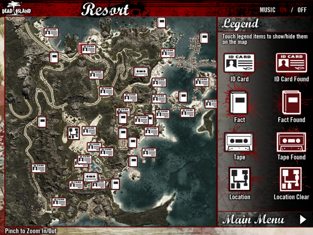 Where Are The Bungalow Numbers In Dead Island