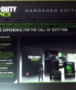 leaked cod modern warfare 3 hardened edition