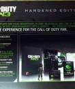 leaked cod modern warfare 3 hardened edition