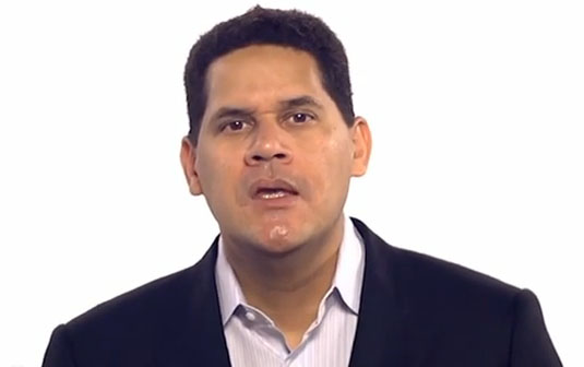 Reggie  If you don   t own a 3DS     What   s wrong with you    What Is Wrong With You