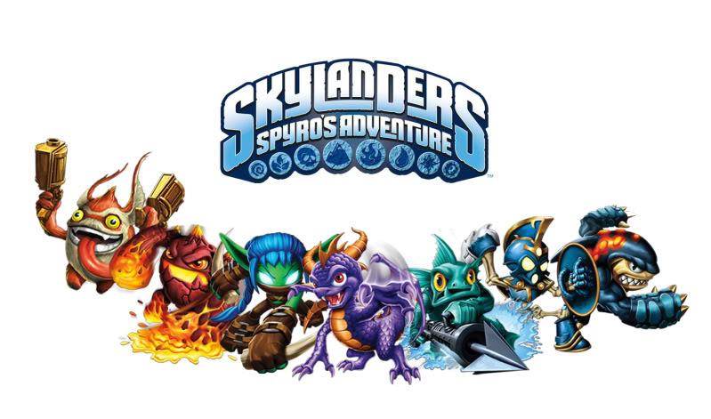 Skylanders Spyro's Adventure (Xbox360)