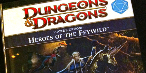 heroes of the feywild 4e pdf