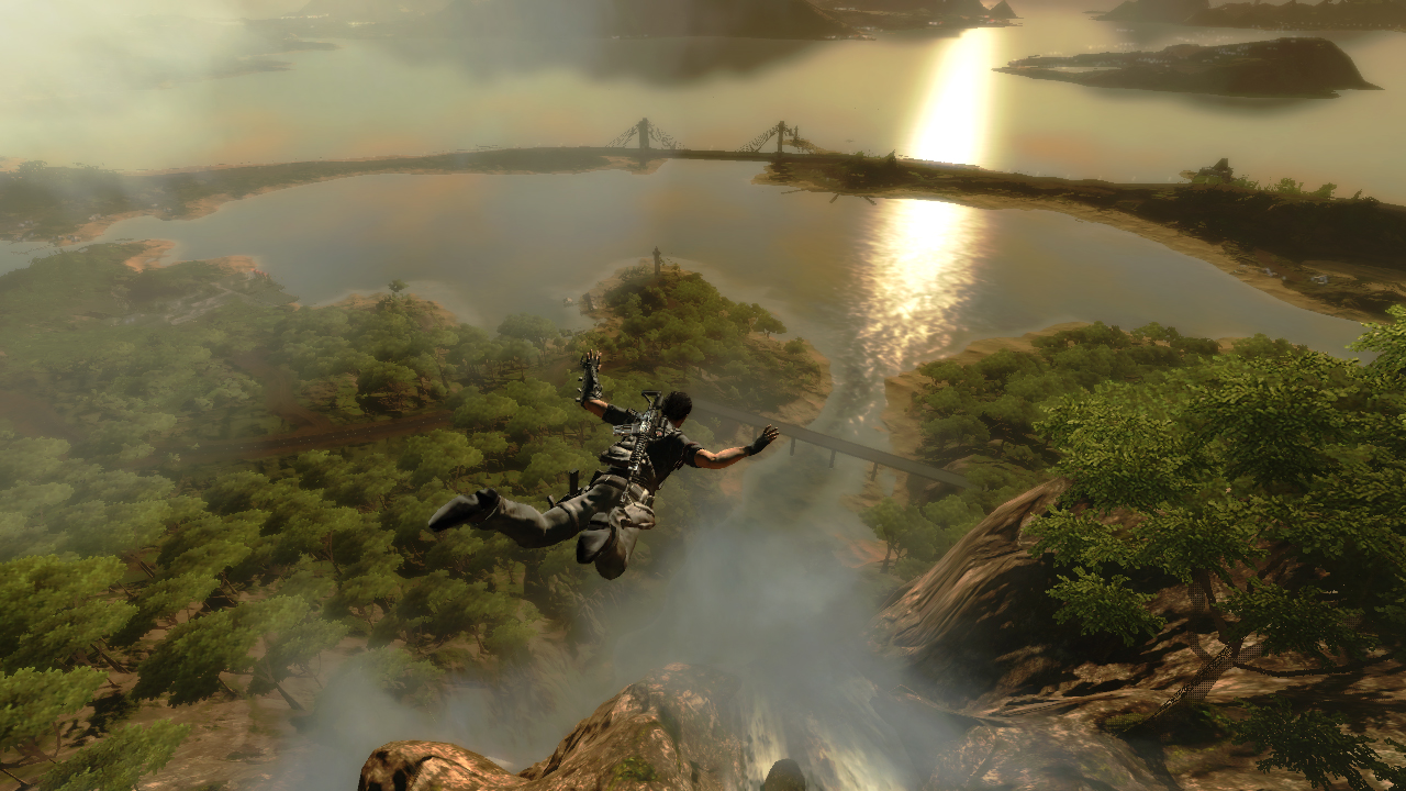 Just Cause Pic 2 just cause 2  [ ps3 ]