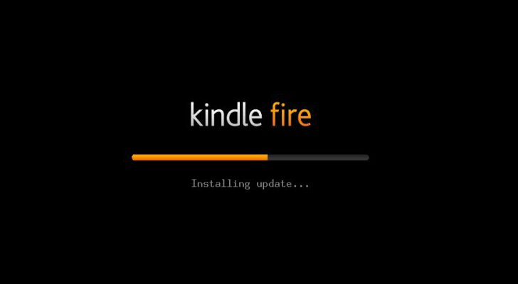 Kindle-Fire-Update