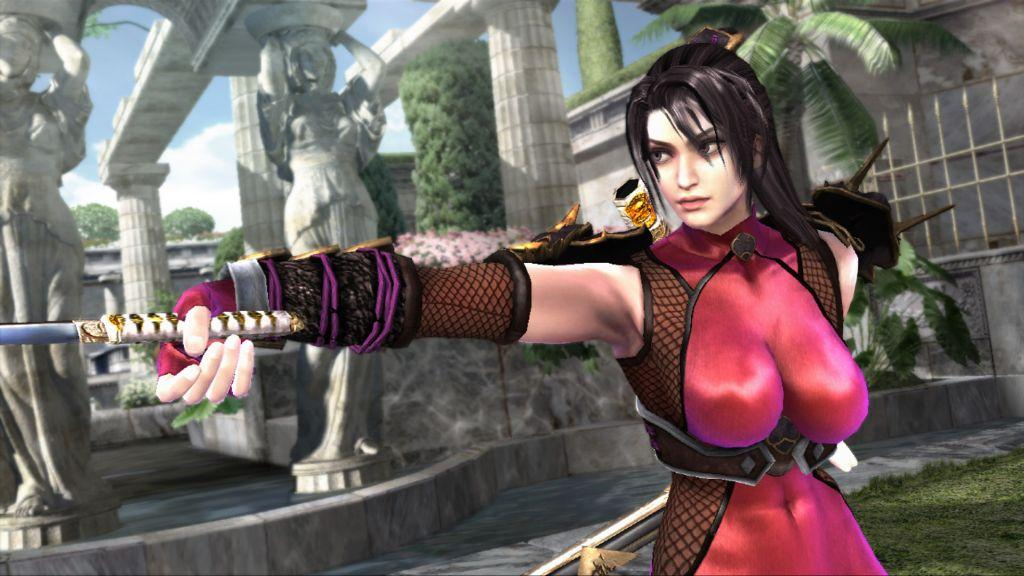 The stage of history is re-set, Soul Calibur VI announced