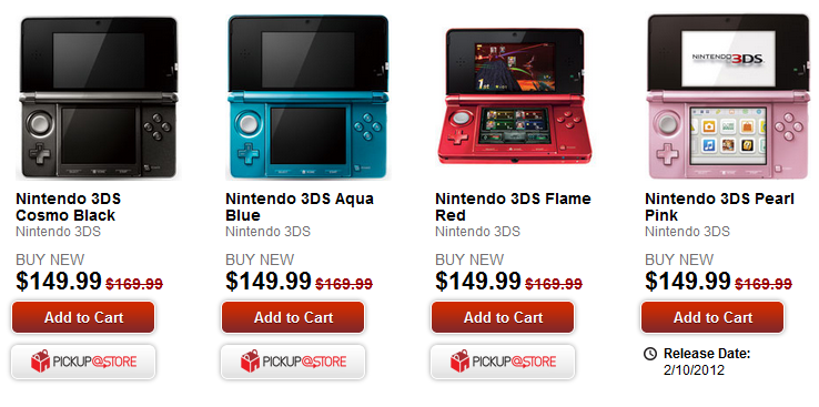 Gamestop trade in value 3ds system