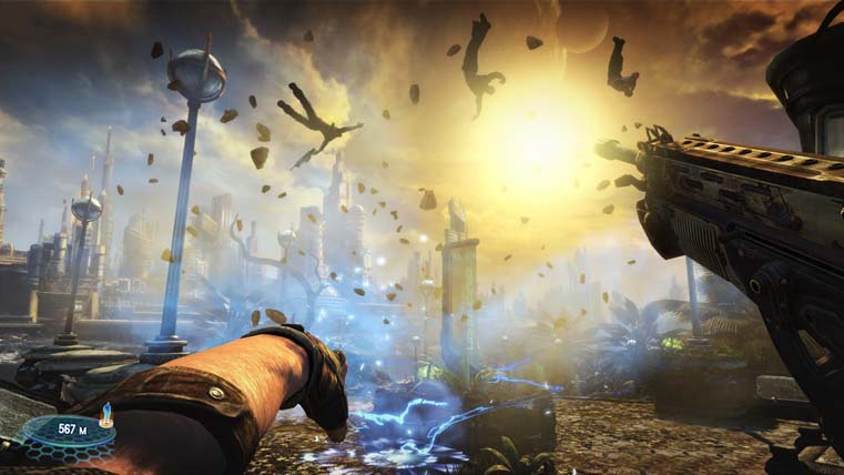 Bulletstorm reloads and goes Full Clip in new launch trailer