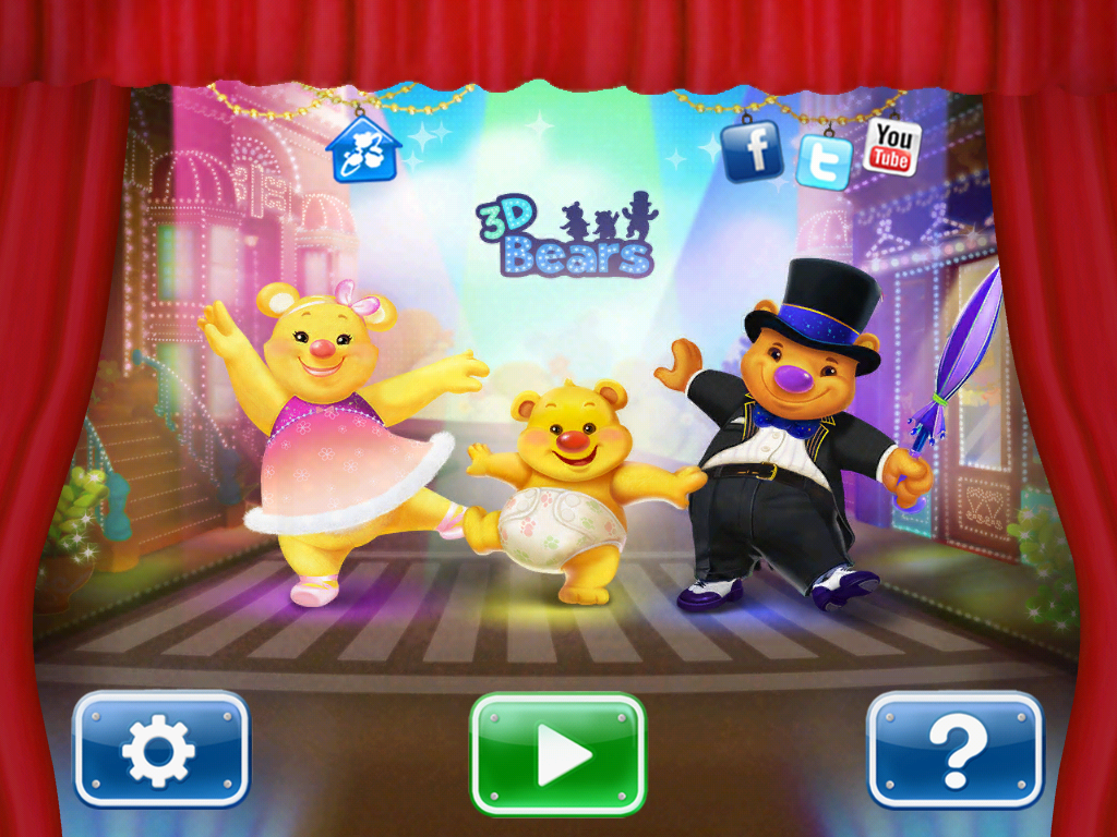 3D Bears (iOs) Review | Brutal Gamer
