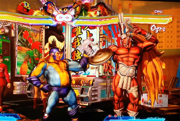 Street Fight X Tekken DLC Update: Capcom Does Some ...