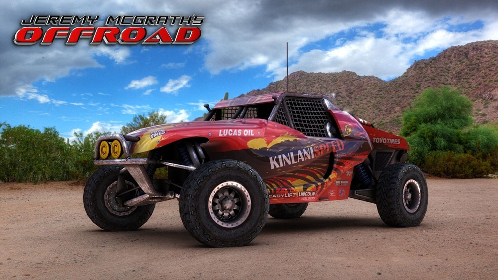 Racing Games For Xbox 360 : Jeremy mcgrath s offroad xbox review brutal gamer