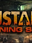 Resistance Burning Skies Cover