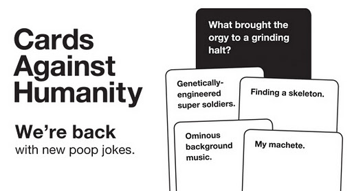 cards against humanity back in stock  announces new