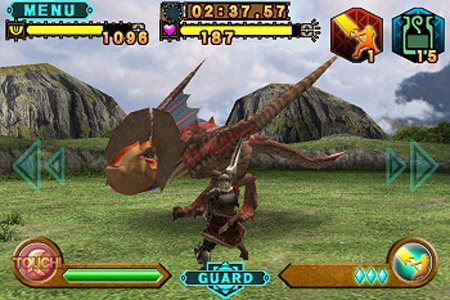 monster hunter masssive hunting ios