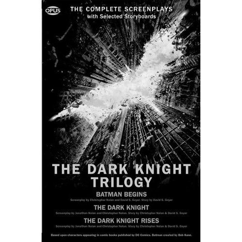 the dark knight trilogy review
