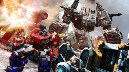3868Transformers_FOC_-_Optimus_with_Metroplex_in_battle_51