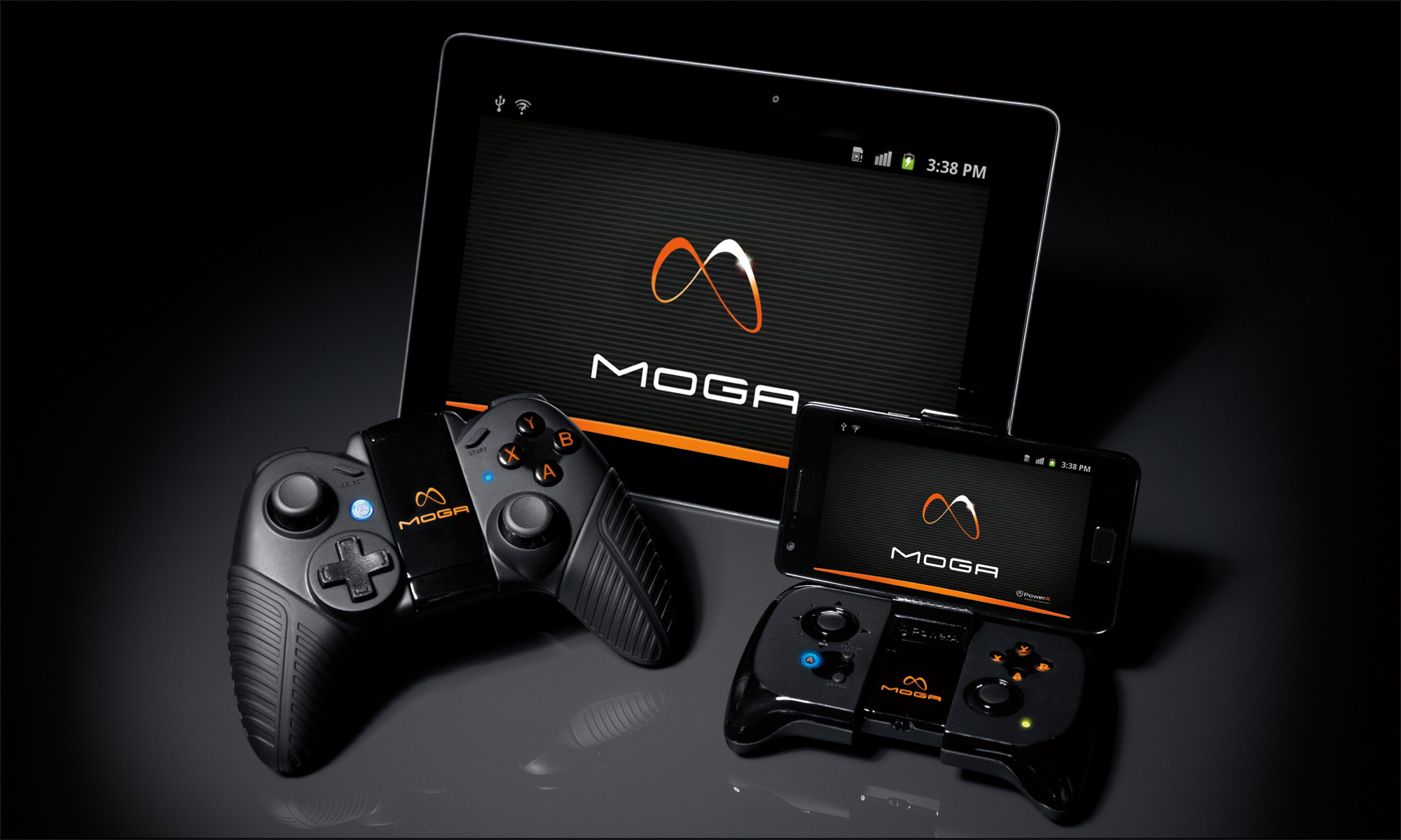Moga provides a console experience on your mobile brutal for Console mobile