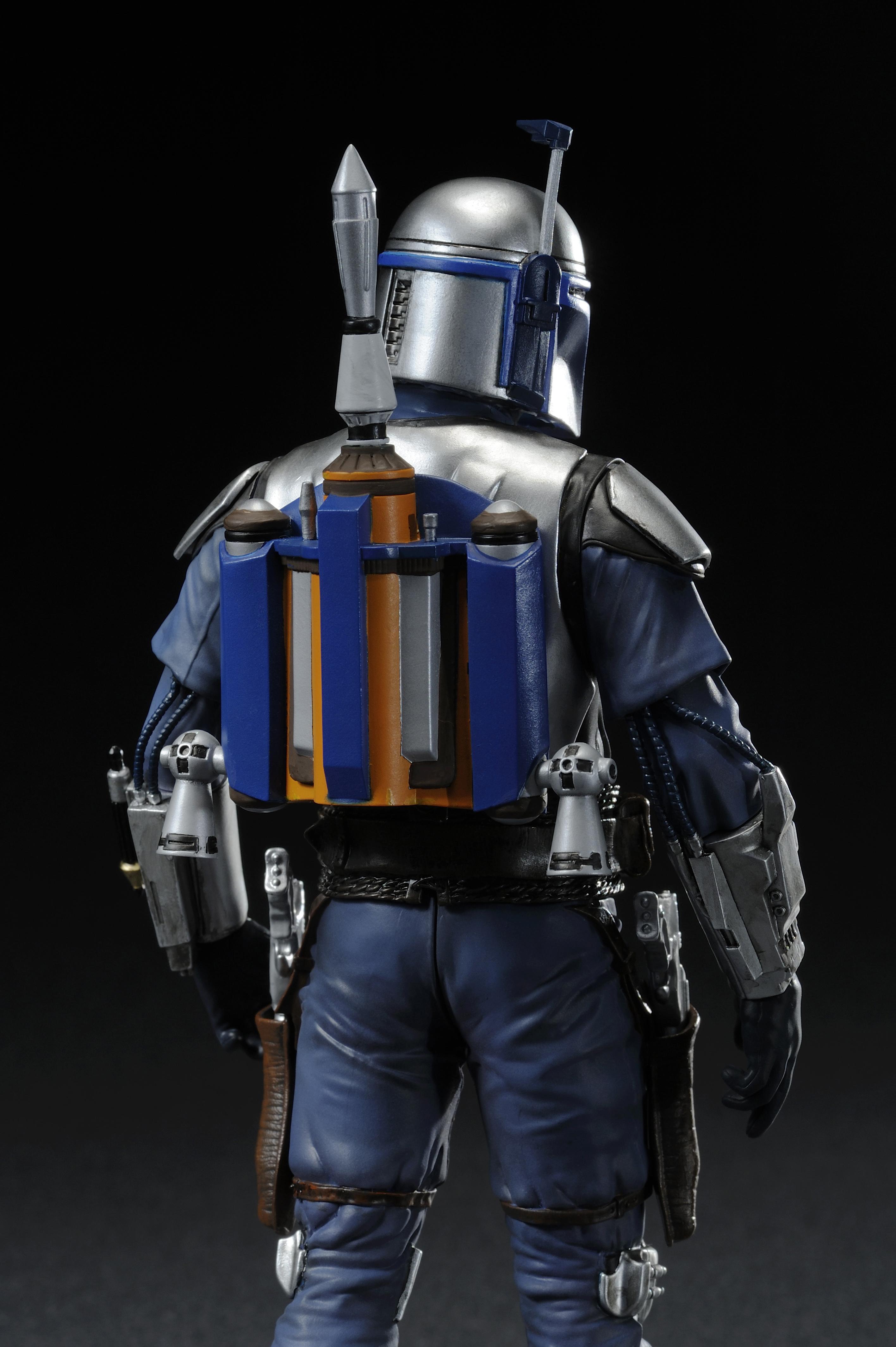 Jango fett armor templates