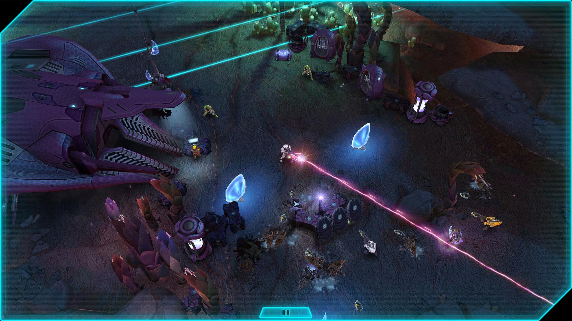 Microsoft announces Halo: Spartan Assault | Brutal Gamer