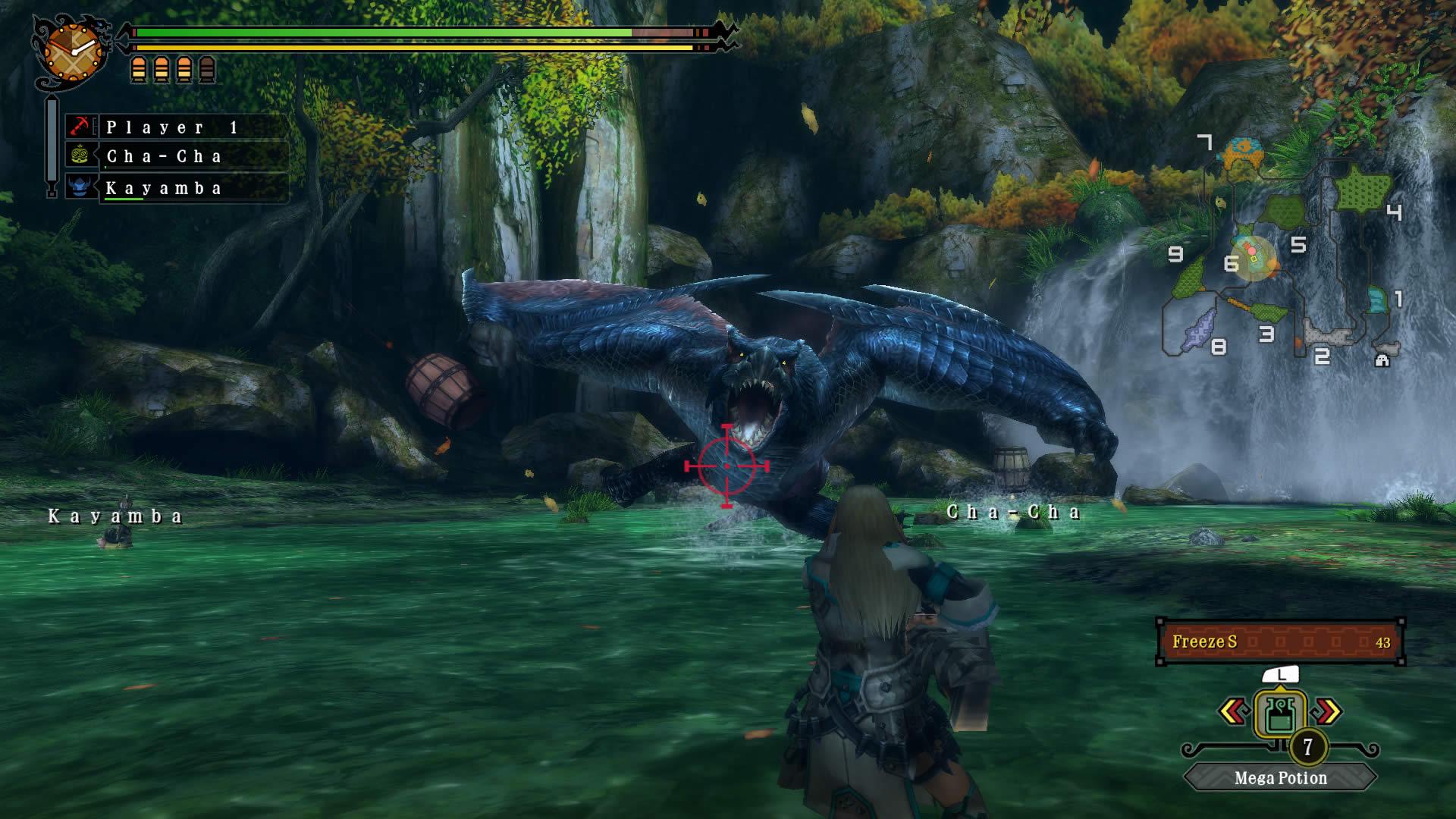 Monster Hunter 3 Ultimate (Wii U) Review