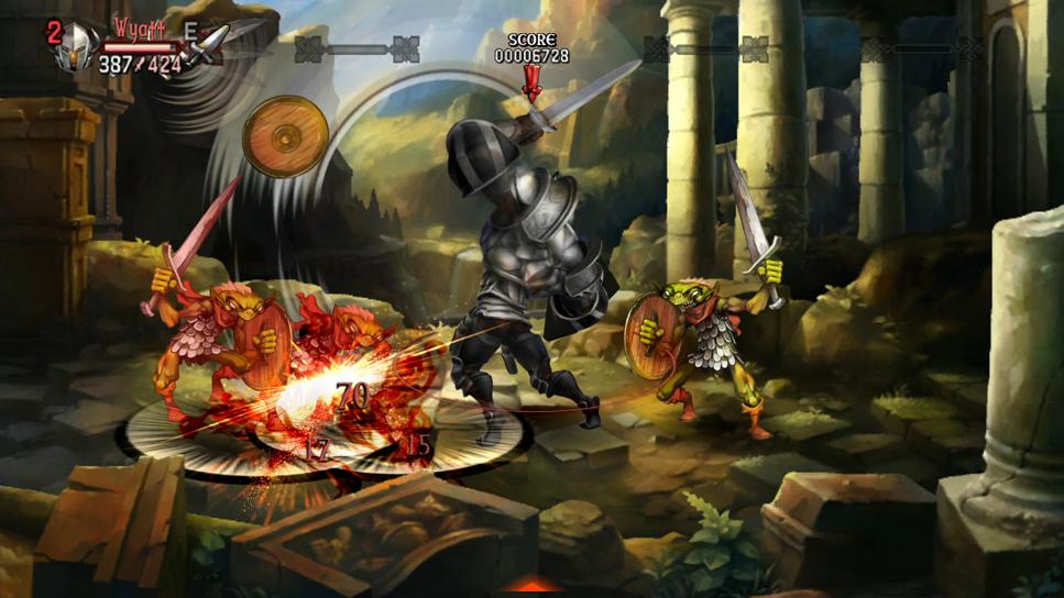 Dragon's Crown (PS3/Vita) Review   Brutal Gamer
