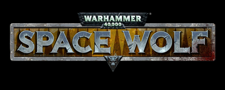 Space Wolves Game Logo V4 Brutal Gamer