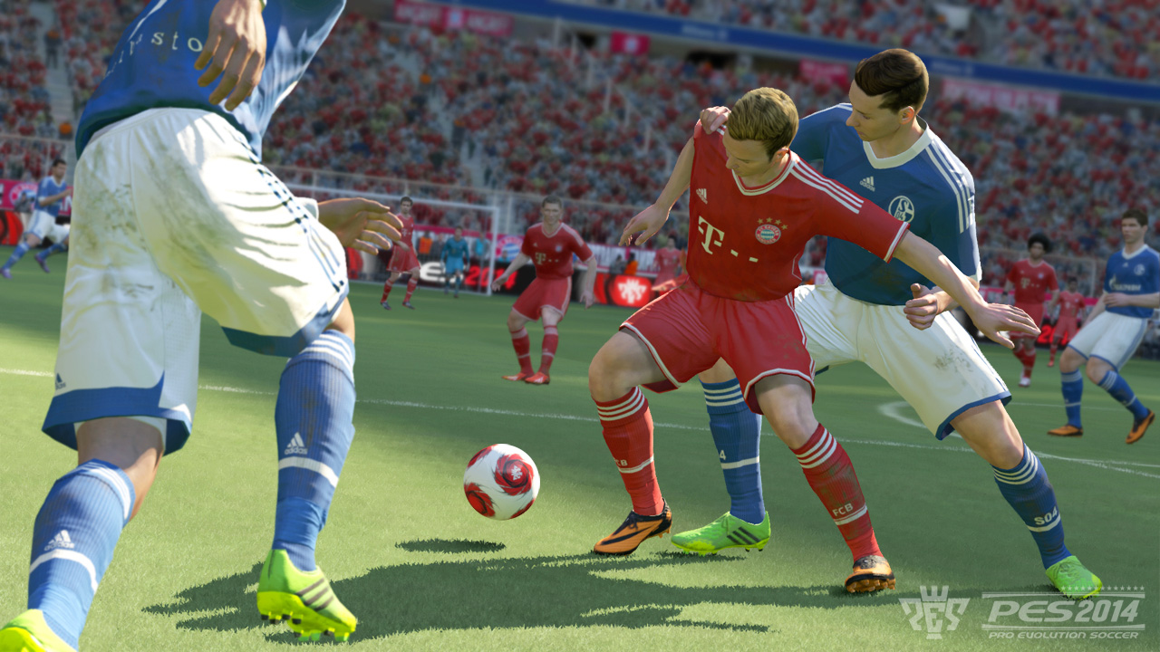 download game pes 2014 pc high compressed