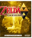 The Legend of Zelda A Link Between Worlds packshot