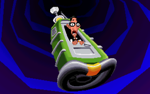 day of the tentacle ending a relationship