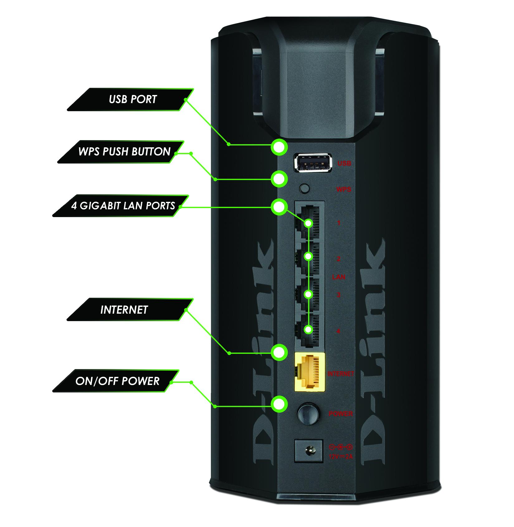 D Link Gaming Router Ac1300 Hardware Review Brutal Gamer
