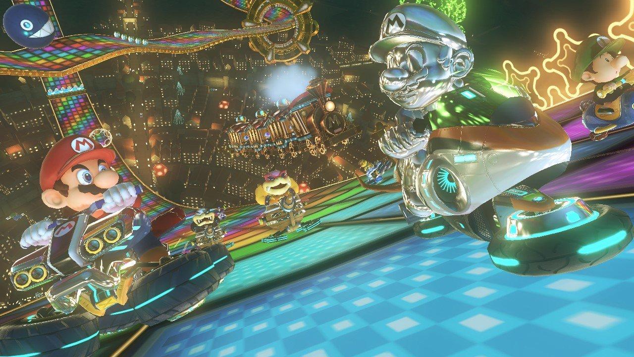 Mario Kart 8 Nintendo Direct Brutal Gamer