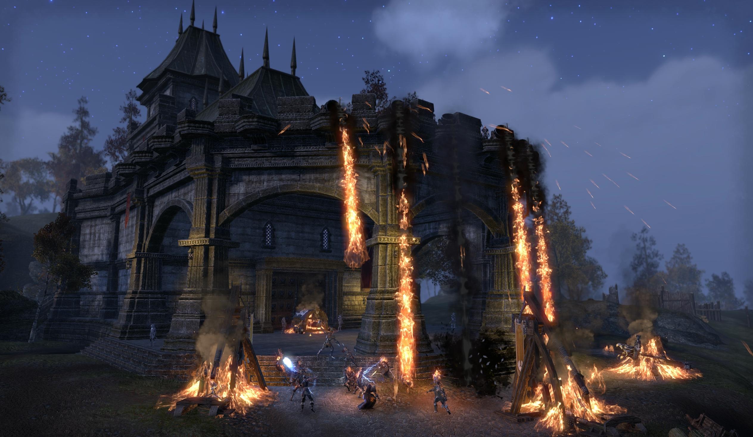 First title update arrives for The Elder Scrolls Online