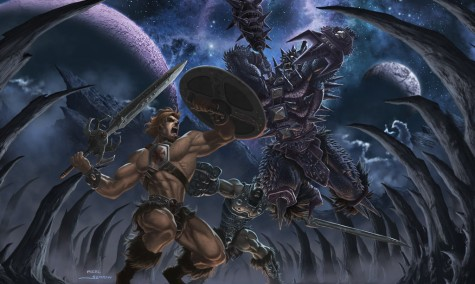 he-man_vs_spikor_by_gsemkow-d38z23n