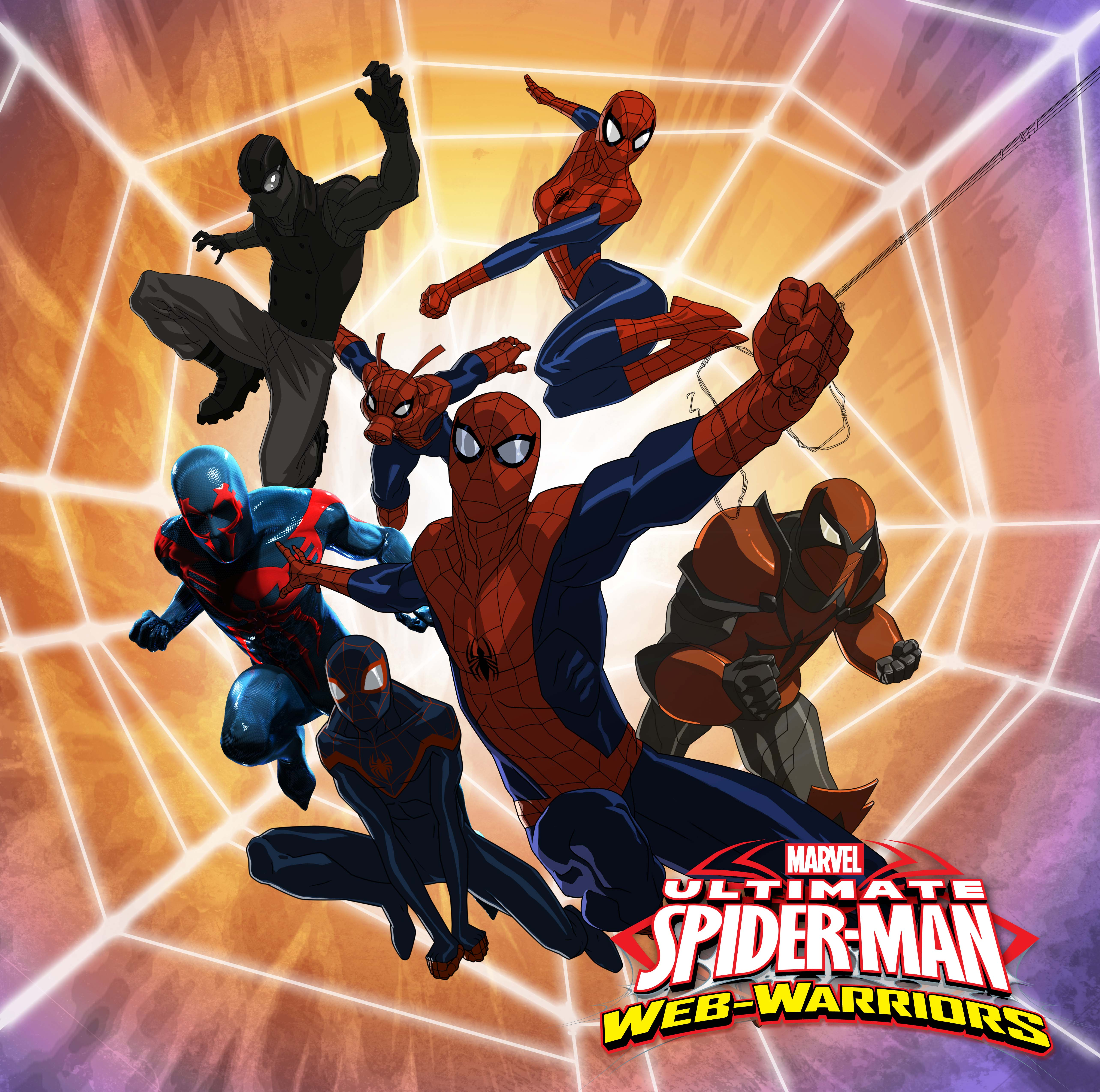 Spidey becomes an Avenger in new season of Ultimate Spider-Man cartoon ...