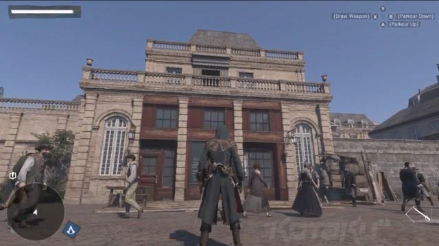 E3 2014 Assassins Creed Unity Game Play Demo Brutal Gamer