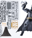 SpruKits Arkham Batman spru to final