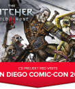 The Witcher SDCC 14