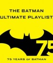 rdio Batman playlist