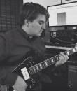 Tyler Thompson plays guitar Courtesy of Tyler Thompson