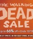 The Walking Dead comixology sale