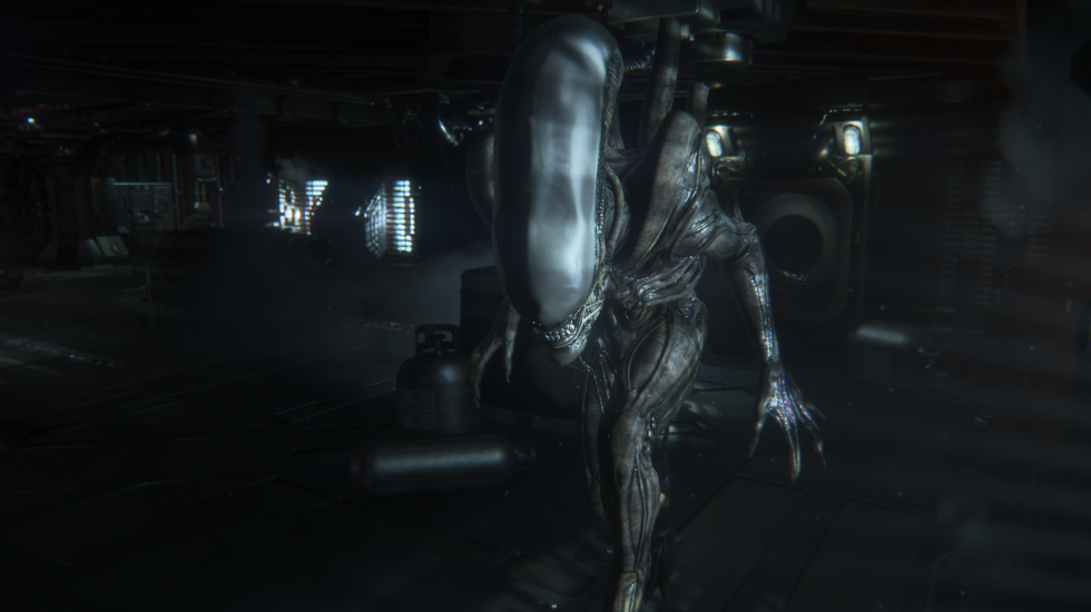 Alien Isolation creeping onto Switch this year